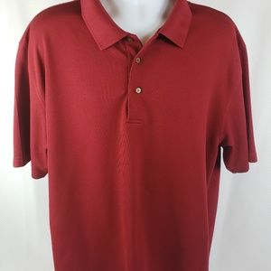 Men's Grand Slam Polo Golf Shirt 2x